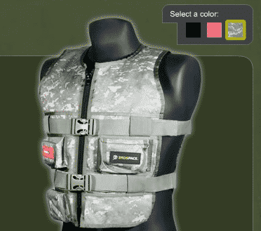 Tactical Gaming Vest Lets You Feel The Hits 4