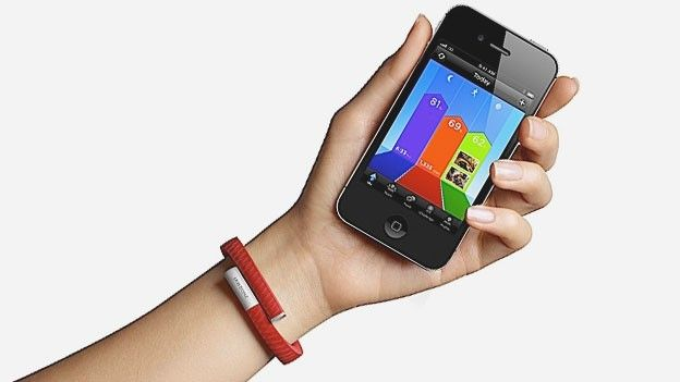 UP by Jawbone - Wristband Health Tracker 3