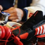 Adidas Social Media Barricade shoes let you tweet and be tweeted as you work out 5