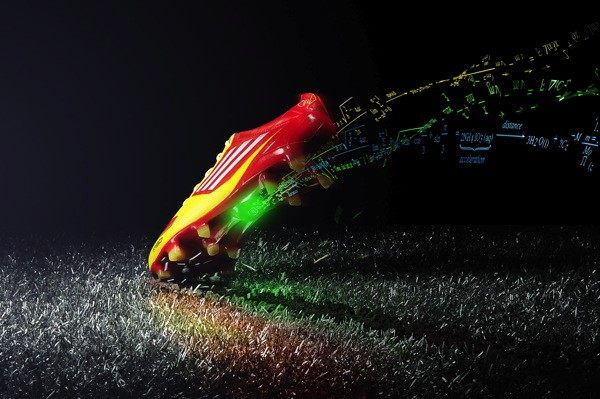 Adidas F50 adiZero miCoach soccer cleats are cooler than Pele 7