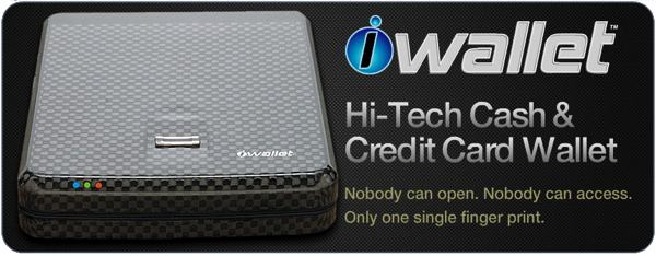 iWallet is a biometric wallet designed to make life safer 6