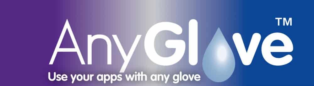 AnyGlove is a magical liquid that lets you use your phone while wearing gloves 9