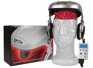 iGrow uses lasers to regrow hair 14