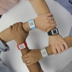 Neumitra's Bandu wristwatch lets you know if you are stressing out 1