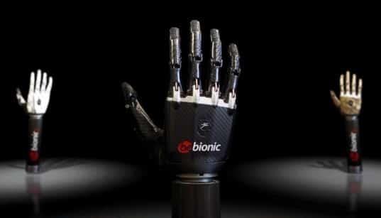 Bebionic preps the world's most advanced bionic hand, Star Wars fans rejoice 2
