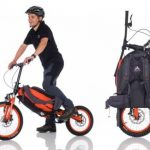 Koga's Bergmonch Backpack Scooter is a transforming delight 1