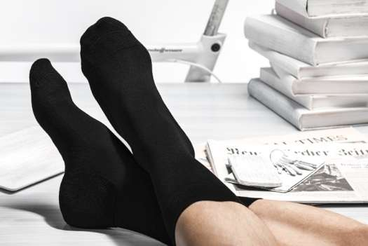Blacksocks develops a RFID-enabled sock that will never get lost 11