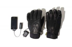 Mix Master Gloves keep your hands warm and control your iPod 13
