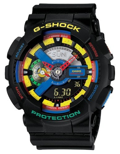Casio Dee and Ricky G-Shock GA110 watch 6