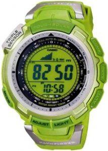 Casio announces solar-powered Pathfinder watch 10