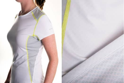 Columbia goes hi-tech with their Omni-Freeze ZERO line, gear that cools you down the hotter you get 3