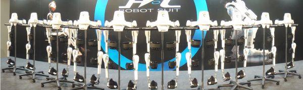 Cyberdyne demos HAL exoskeleton for lower body mobility 9