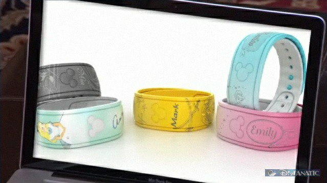 Disney to start using RFID bracelets to make its theme parks more interactive 9