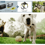 Sony Readies Wearable HD Camera Harness For, um, Dogs 6