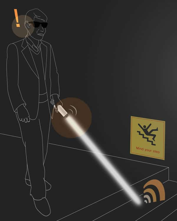 Eye Stick concept is the cane of the future 12