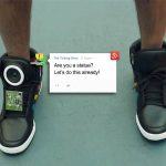 Google and Adidas Partner to Create a Naggy Talking Shoe 4