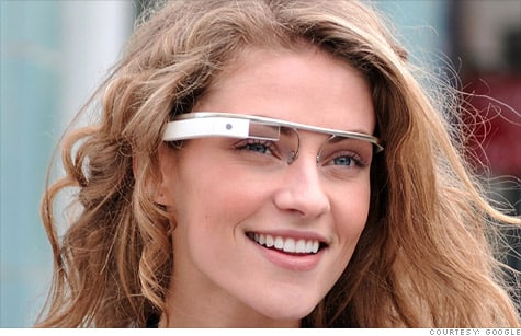 Google gets astounding new patent for their super glasses 8