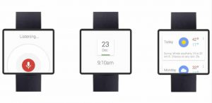Google may just be getting into the smartwatch ring, patents indicate 9