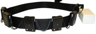 US Army testing out haptic belt used to guide soldiers 11