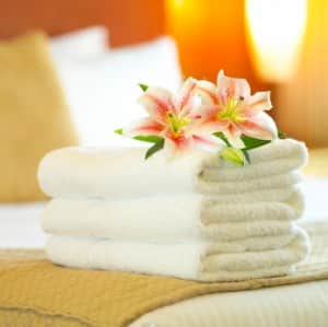 RFID chips begin to be inserted in hotel towels - Thieves beware 12