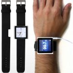 iLoveHandles Rubber Band watchband turns your iPod Nano into a watch 1