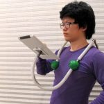 The iWorm - A Completely Normal Way to Use Your iPad 1