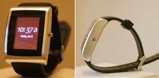 Allerta inPulse Bluetooth smartwatch gets Facebook treatment 7