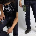 Alphyn Industries presents jeans with a special iPhone pocket, swiping ensues 2