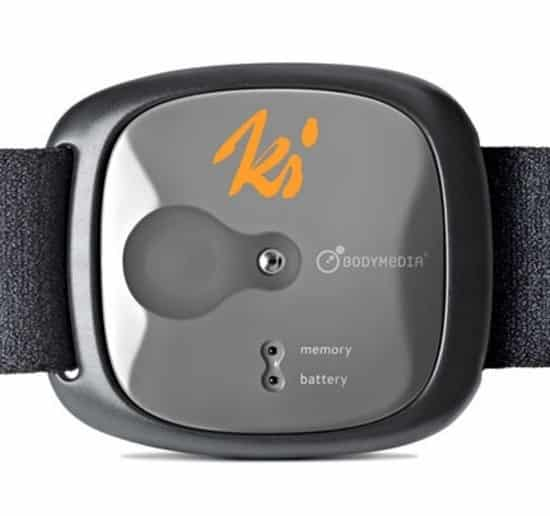Ki Fit body tracking armband lets you know how out of shape you are 4