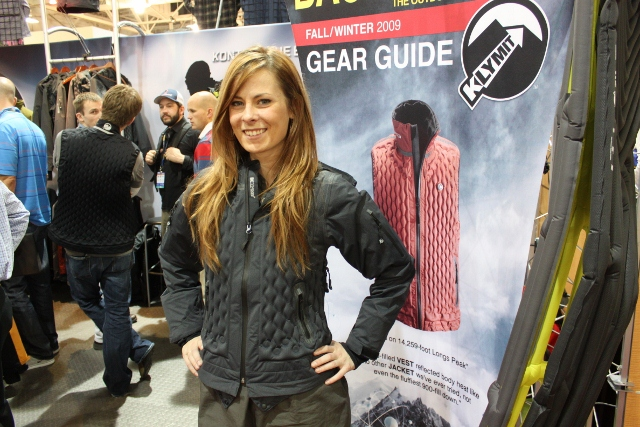 Klymit Ulaar jacket keeps you perfectly temperate using pockets of argon gas(really) 10
