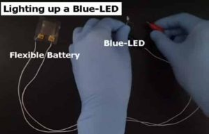 Korean scientists create the first truly flexible battery, we get excited 11
