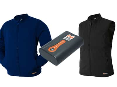 Mobile Warming Gear unveils heated and waterproof golf jacket, won't help your short game 8