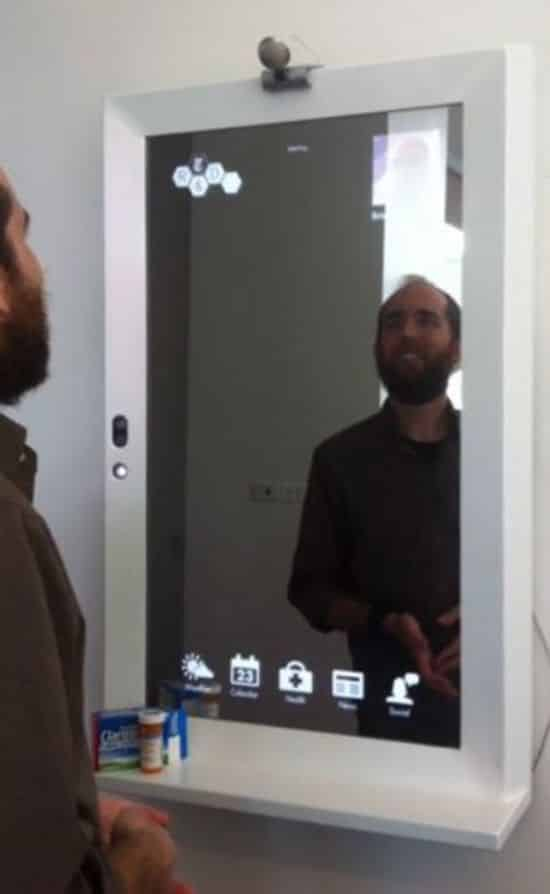 New York Times develops Magic Mirror, Kinect-enabled mirror that follows your bathroom activity 8