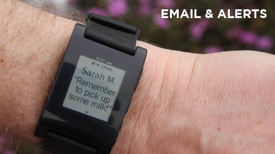 Pebble smartwatch celebrates Kickstarter goal by unveiling SDK to developers 5