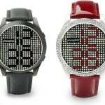 Phosphor's Reveal wristwatch is filled with Swarovski crystals 2