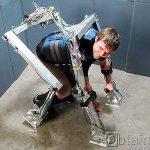 Ugobe Pleo motion capture exoskeleton prototype for sale: $2,400 OBO 1