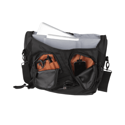 Powerbag and Ful team up for a messenger bag that charges your devices 4