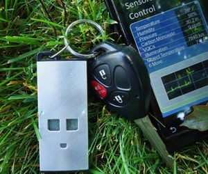 Sensordrone keychain sensor turns your smartphone into a Star Trek tricorder 6