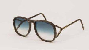 Studio Swine creates sunglasses made out of human hair 12