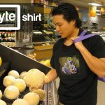 Syte Shirt lets you carry around your iPad 2