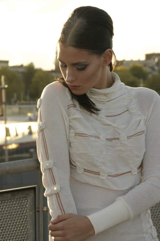 Introducing Tender, the touch-sensitive illuminated garment 7
