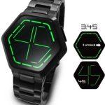 Tokyoflash presents the Kisai Night Vision wristwatch 4