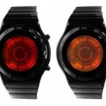 Tokyoflash Rogue watch features LCD/LED display 7