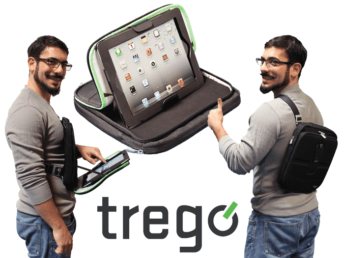 Trego iPad Bag