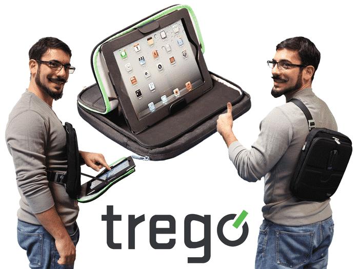 Trego iPad Bag
