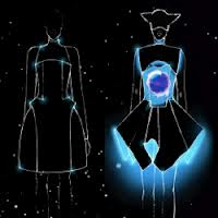 Vega Wang electroluminescent garments will knock your socks off 8