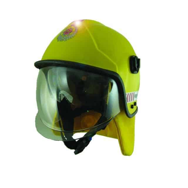 Vibrating Helmet Lets Firefighters Make Like a Bat and See in the Dark 7