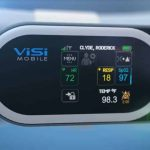 Sotera Wireless preps the doctor-loving ViSi Mobile wearable touchscreen 1