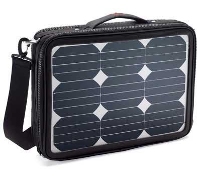 Voltaic Generator Solar briefcase 11