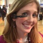 Vuzix goes for the Google Glass gold with their M100 smartglasses 1